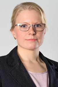 Valmiuspäällikkö Aili Kähkönen