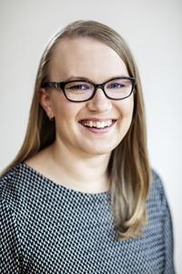 Toimialapäällikkö Mari Lukkariniemi