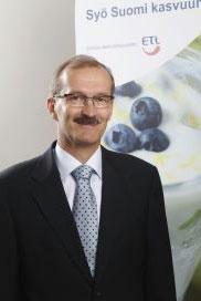 Toimitusjohtaja Heikki Juutinen