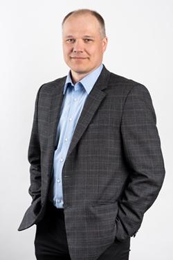 Valion t&k-johtaja Harri Kallioinen