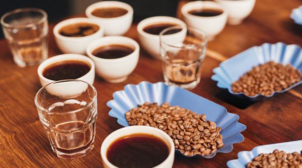 Kahvin Kulutus